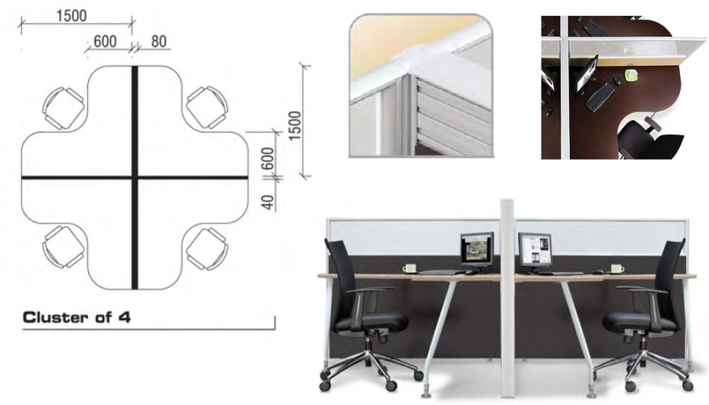 office furniture singapore office partition office system furniture 2