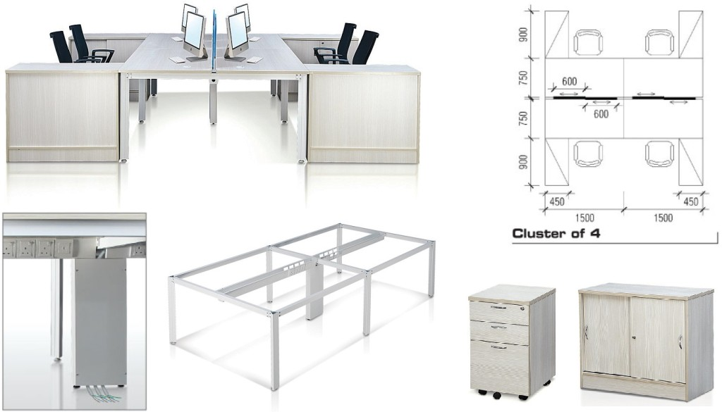 office furniture singapore office partition work desk singapore 2