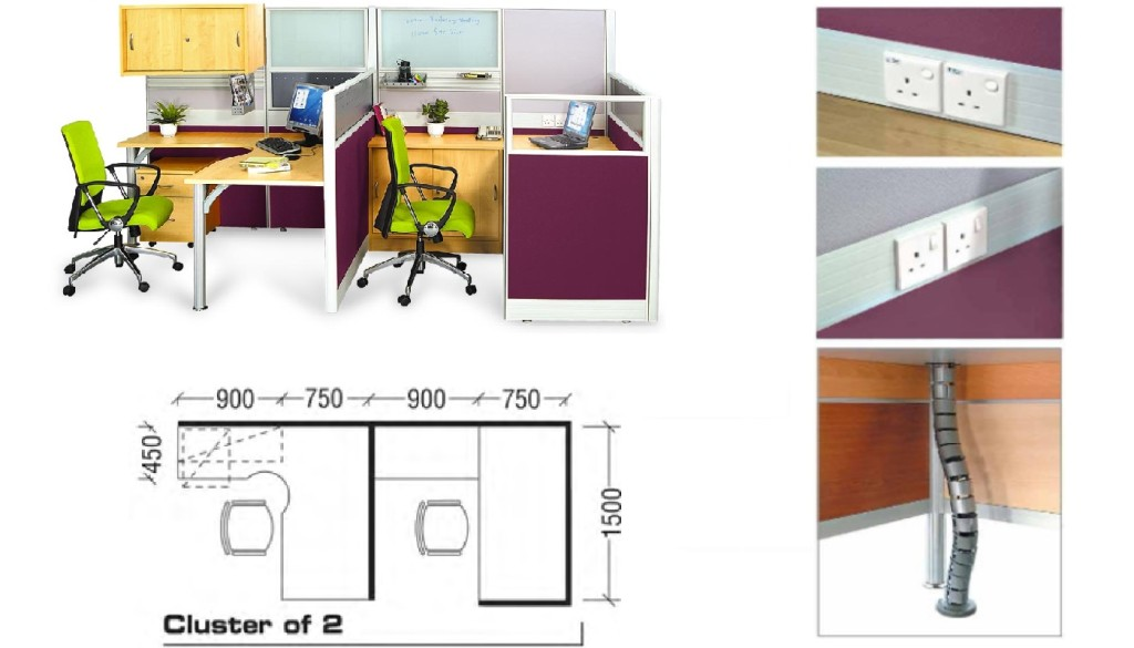 office furniture singapore office partition working desk singapor 2