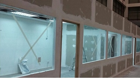 office renovation services singapore - office interior builder works office renovation service