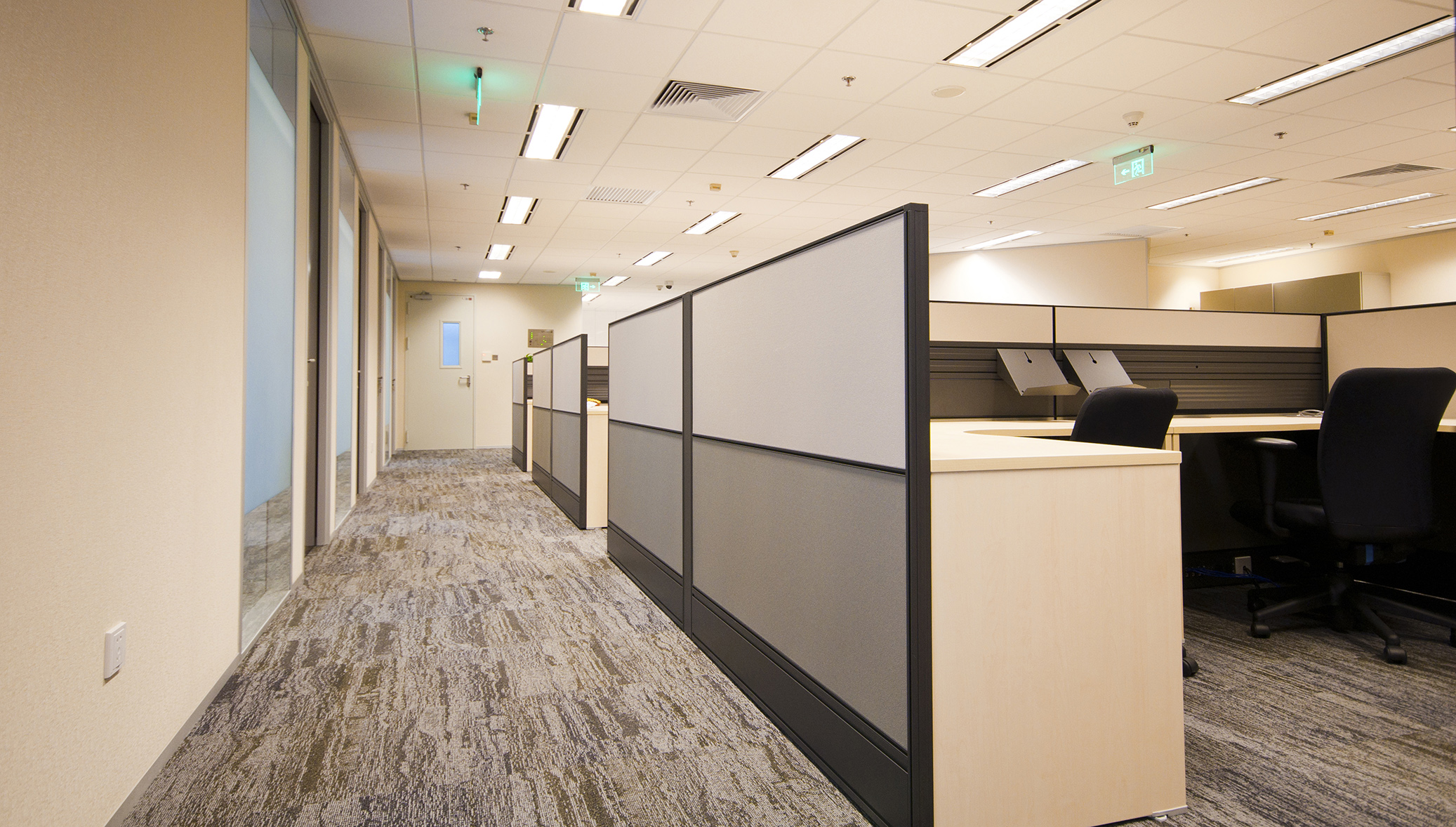Dedicated Professionals for Your Office Renovation