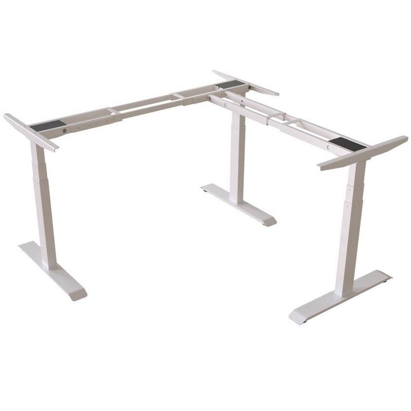 Triple Motor adjustable height table height adjustable table office furniture