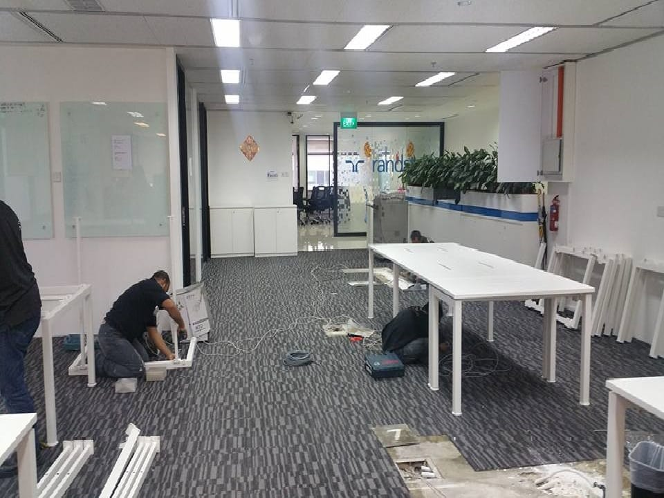 Office Renovation Contractor Singapore Office Renovation Singapore 30