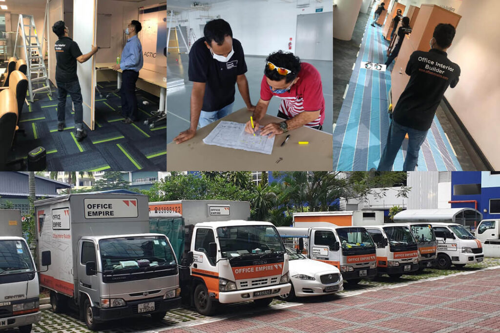 Office Renovation Services Office Space Planning Office Renovation Singapore